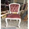 Pan Oymalı Sandalye