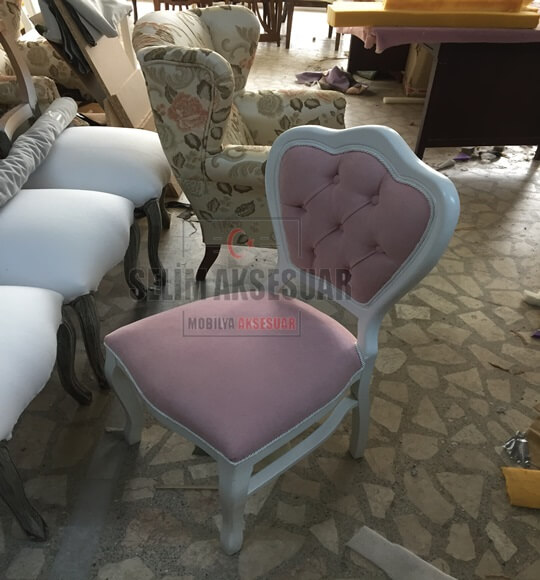 Pera Sandalye Yavru Ağzı