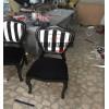 Peras Sandalye Siyah